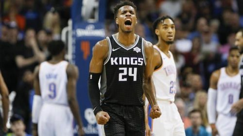 Buddy Hield spent four years playing as a member of the Oklahoma Sooners