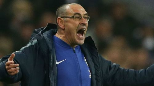 Maurizio Sarri has developed the reputation of a stubborn manager