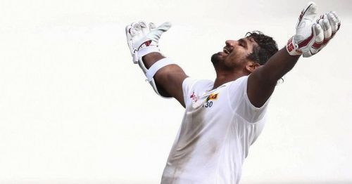 Kusal Perera's second test century will forever be cherished