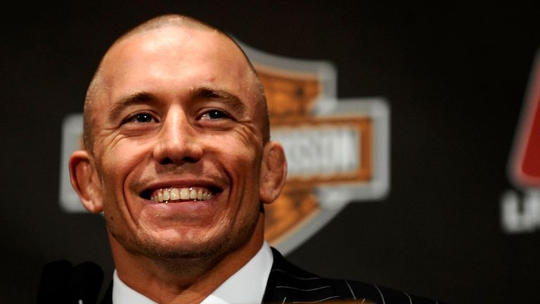GSP was one of the biggest reasons for UFC