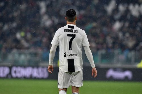 Cristiano Ronaldo recently turned 34