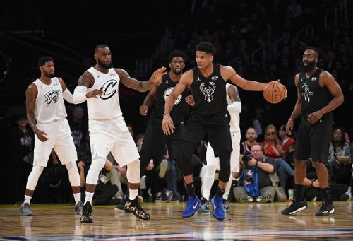 NBA All-Star Game 2018