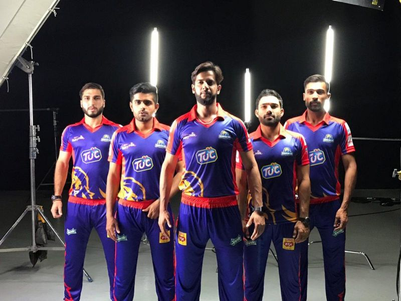 The Karachi Kings are ready for action in season 4