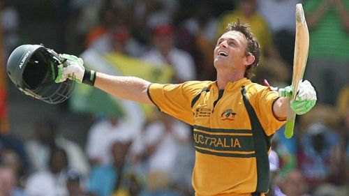 The 149 that Gilchrist smashed in the 2007 World Cup final blew away Sri Lanka