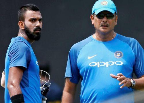 Ravi Shastri wants KL Rahul to bat at no.3, followed by Virat Kohli at no.4