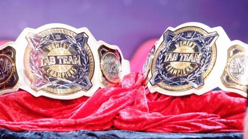 The first-ever Women's Tag Team Champions to be crowned at WWE Elimination Chamber