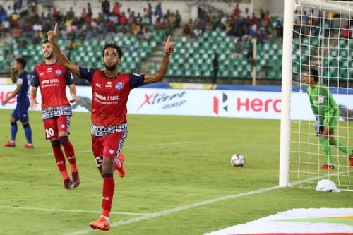 Soosai's goal was adjourned offside by the official
