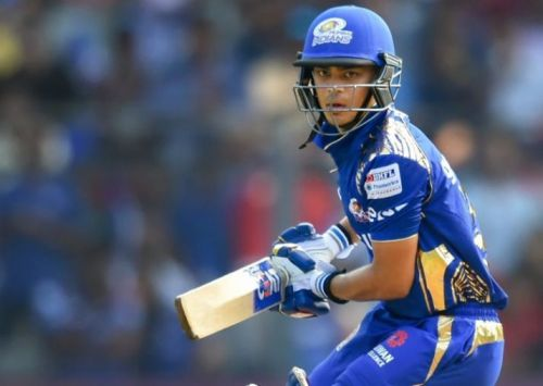 Kishan has the highest score of 62 in the IPL