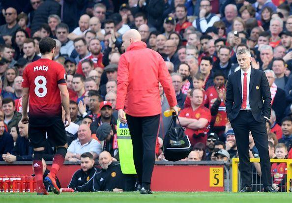 Manchester United v Liverpool FC - Premier League