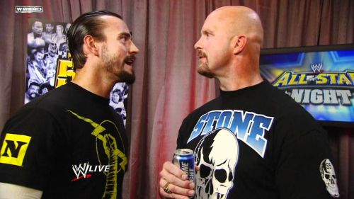 Did WWE cancel CM Punk vs Austin?