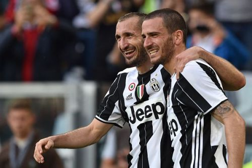 Juventus will once again be without their defensive pillars