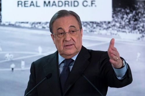 Florentino Perez seems to have pulled off a good deal for the Blancos