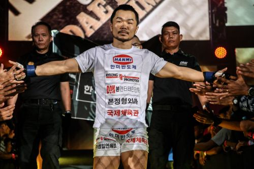 "Former ONE Bantamweight World Championship challenger ""Ottogi"" Dae Hwan Kim is fully focused on making his way back into the world title picture"