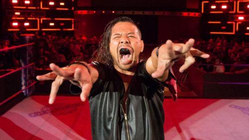 Shinsuke Nakamura last held the United States Championship