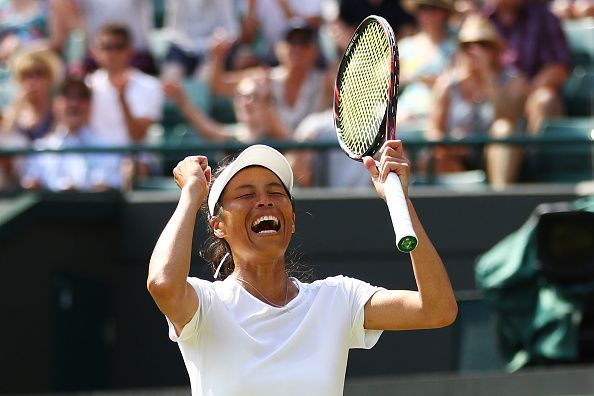 Hsieh Su-wei at The Championships - Wimbledon 2018