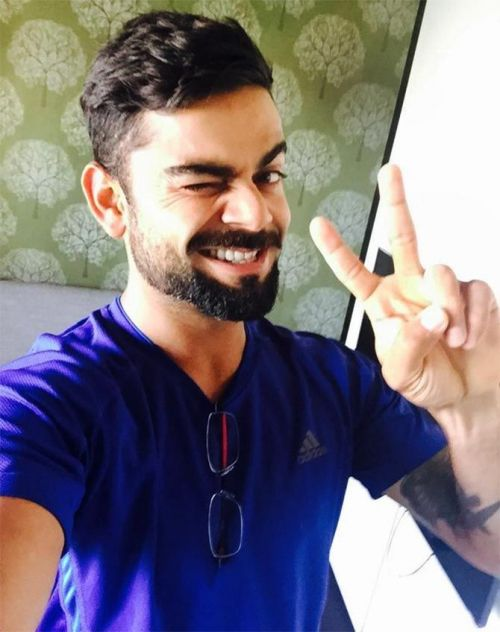 King Kohli - Will he follow the footsteps of Kapil Dev and M.S. Dhoni?