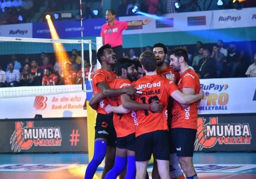 U Mumba Volley will aim to get their first win of the season