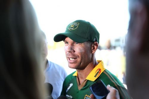 David Warner will be available for selection for the last two ODIs of the series