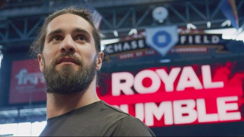 Seth Rollins - The Winner of 2019 Men's Royal Rumble Match