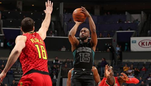 Kemba Walker was named an All-Star starter from the Eastern Conference recently.