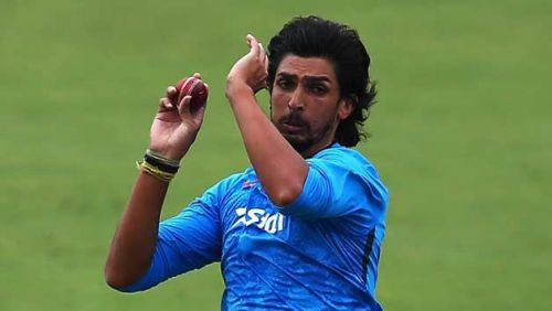 Ishant will be a wicket-taking option