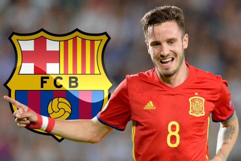 Saúl Ñíguez has long been linked to Barcelona
