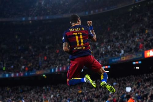 Neymar has been linked with a return to Barcelona in the recent months