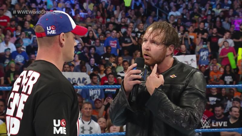 Who are these WWE Superstars Dean Ambrose is friends with and those who he probably doesn