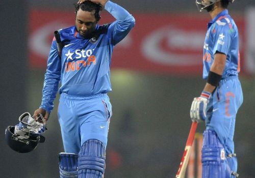 Ambati Rayudu may not be the solution to India's middle order woes