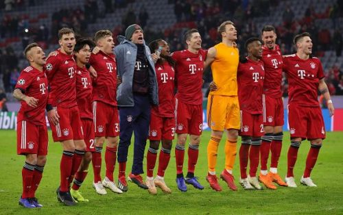 9694e9a488102 Bayern Munich failed to keep a 100% record in January. Club Soccer  Predictions
