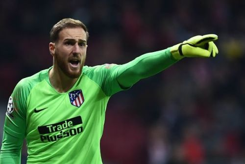 Oblak is one of the premier keepers in the world