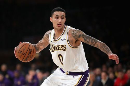 Kyle Kuzma is a part of Team USA this year