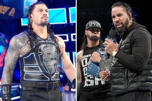 Image result for the usos and roman reigns