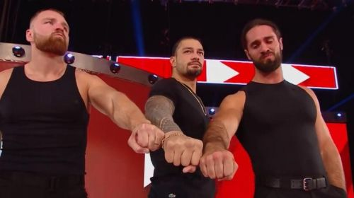 It is entirely possible that we had seen the last of the SHIELD in a WWE ring