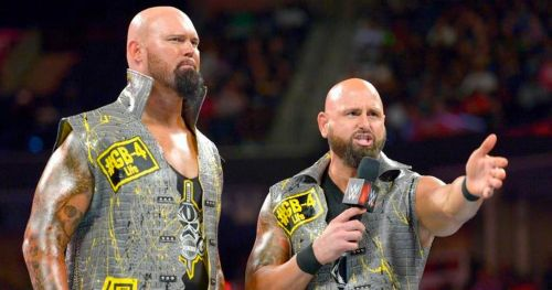 Luke Gallows and Karl Anderson have had limited title opportunities