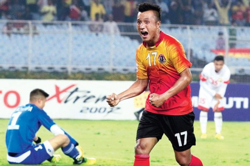 Laldanmawia Ralte has performed exceptionally well for East Bengal