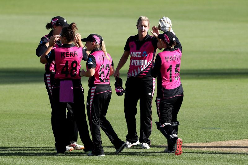 New Zealand Won the Series 3-0