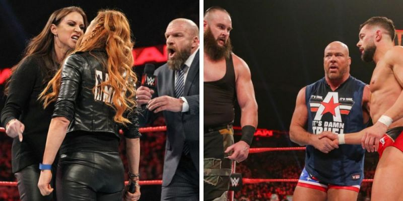 Becky Lynch was handed an ultimatum while a former Universal Champion announced his return to the ring