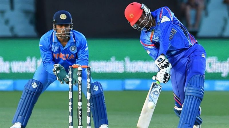 Afghanistan now holds the record for scoring most runs in a T20 innings