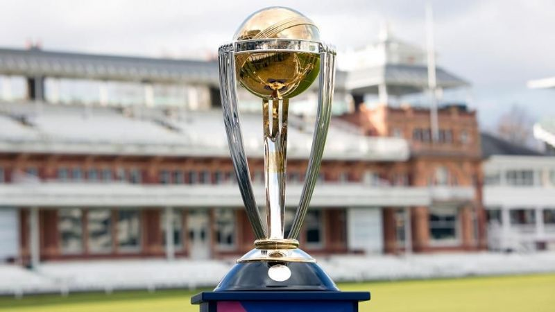 Every cricketer hopes to lay their hands on this trophy.