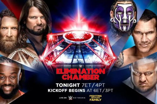 List Of Wwe Papervieuw 2019: Predicting The Match Order At Elimination Chamber 2019