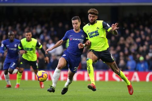 Azpilicueta was key to Chelsea's strong performance