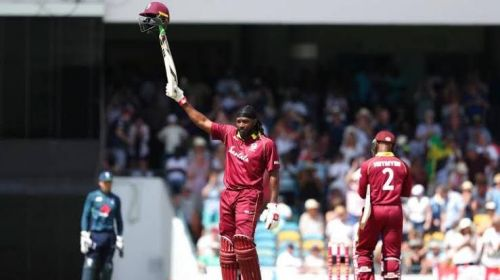 Chris Gayle was the big positive for Windies in opening fixture.