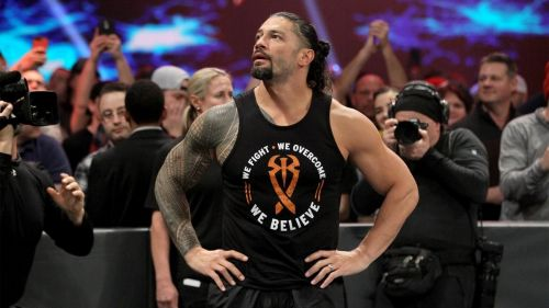 Reigns returned to RAW this week and made a huge announcement