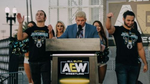 All Elite Wrestling's Double or Nothing was a major success.