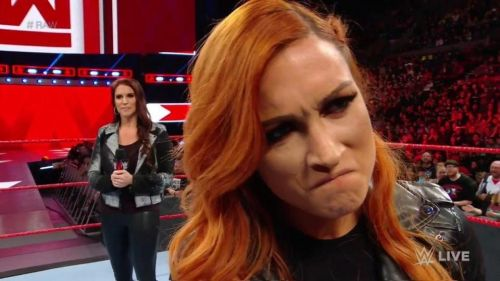 What if Becky Lynch can't compete at WrestleMania 35?