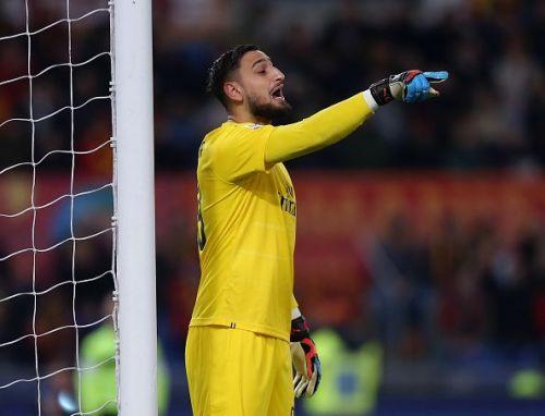 The Italian goalkeeper has enormous talent