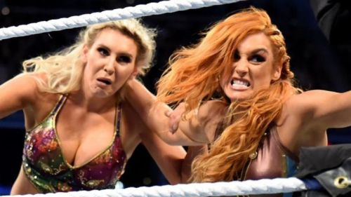 We have not seen the last of Charlotte vs. Becky Lynch