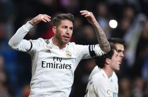 Sergio Ramos has vetoed a signing