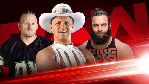 Jeff Jarrett will face Elias